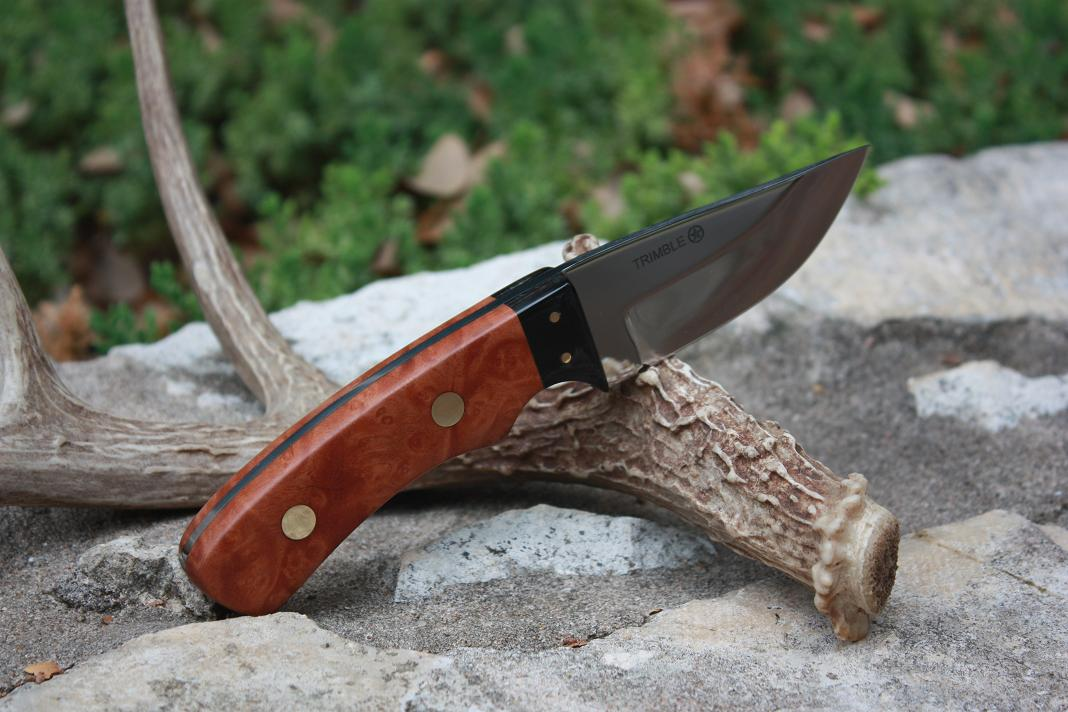 Madrone/Buffalo hunter